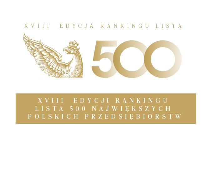 Lista 500 - ranking Rzeczpospolitej